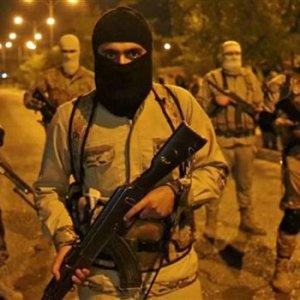 Musul'u o teröristler savunacak !