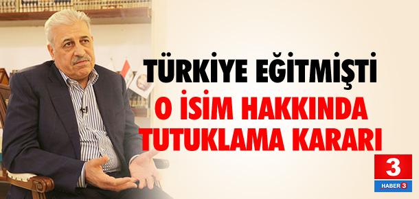 Türkiye eğitmişti... Tutuklama kararı