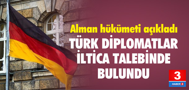 35 diplomat iltica talebinde bulunmuş !