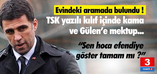 Hakan Şükür'ün evinden çıktı