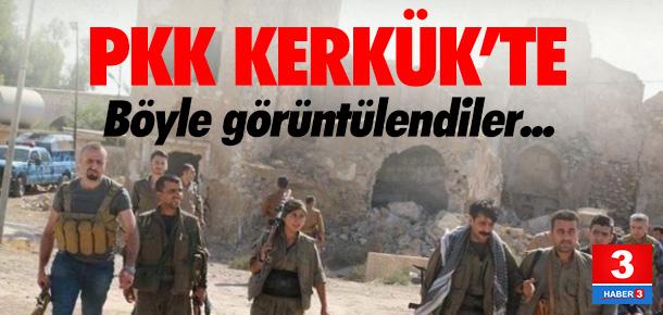 ''PKK Kerkük'e girdi''