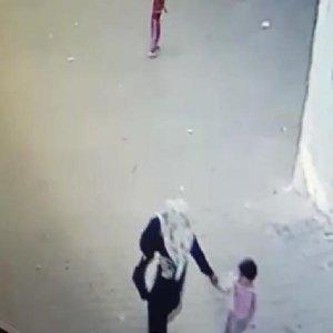 Minik Hatice Kübra böyle kaçırılmış