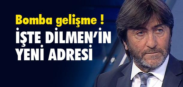 Rıdvan Dilmen'in yeni adresi