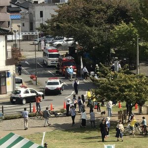 Japonya'da patlama: Ölü ve yaralılar var