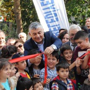 Poligon ve Yeniköy'e 2 park birden