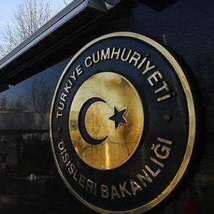 Ankara o küstah iddiayı yalanladı