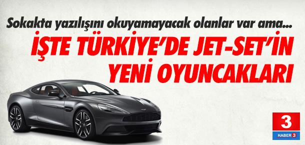 Türkiye'deki lüks otomobil satışları arttı