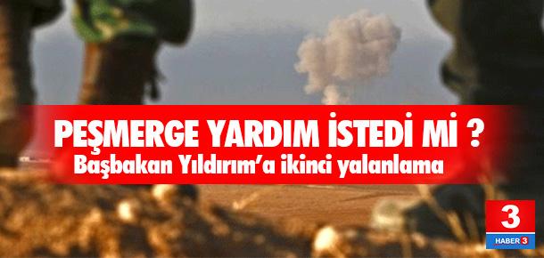 Peşmerge: Türkiye'den yardım istemedik