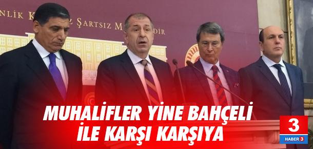 MHP'li muhaliflerden 'Başkanlık' açıklaması
