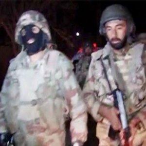 Polis merkezine korkunç saldırı: 59 ölü, 117 yaralı