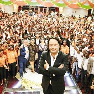 Gana'da iş kuran Türk'ün başarı hikayesi...