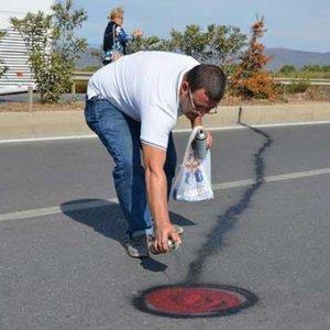 Bodrum - Milas yolu sahibine teslim edildi