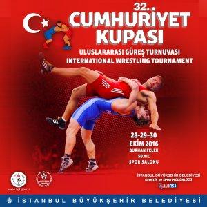 Geleceğin Olimpiyat Şampiyonları İstanbul'da Mindere Çıkıyor