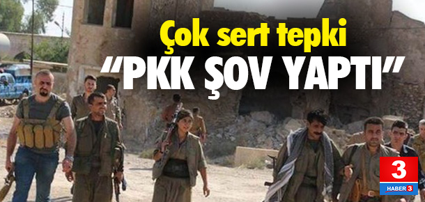 Türkmen liderden PKK tepkisi