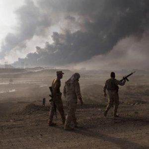 IŞİD 91 sivil ve 50 eski polisi öldürdü