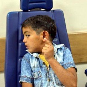 Kulak ağrısıyla gittiği hastanede şoke oldu !