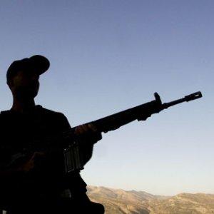 Siirt'te yıldırım düştü: 1 asker şehit