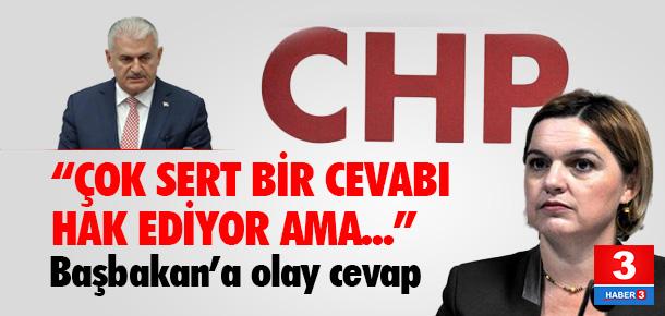 CHP'li Böke'den Başbakan'a: Biraz ciddiyet