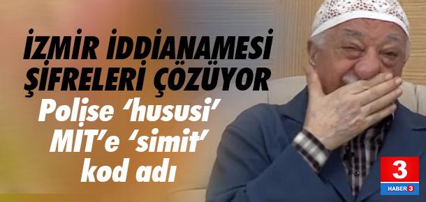 FETÖ'nün 'hususi'leri İzmir iddianamesinde