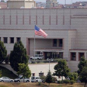 ABD Büyükelçiliği'nden güvenlik uyarısı