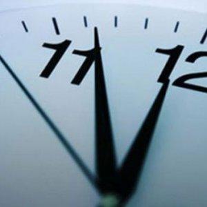 Pazar günü saatlere aman dikkat !