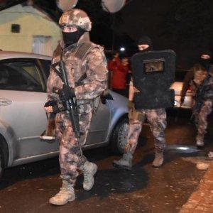 İstanbul Kuştepe'de operasyon
