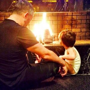 Cem Yılmaz ve oğlu sosyal medyayı sallıyor