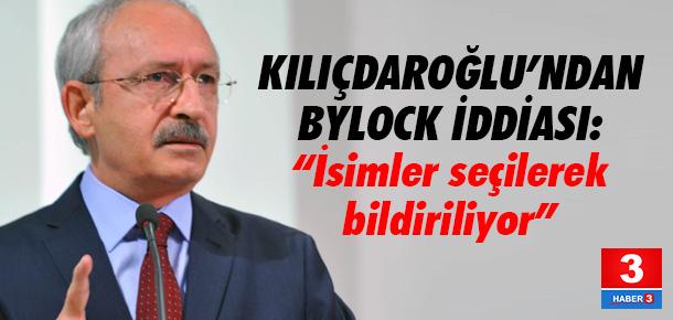 CHP liderinden çok tartışılacak ByLock iddiası