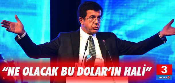 Ekonomi Bakanı'ndan 'Dolar' açıklaması