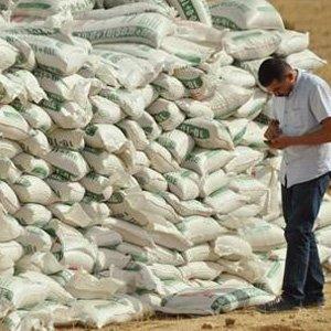 157 ton amonyum nitrat yakalandı