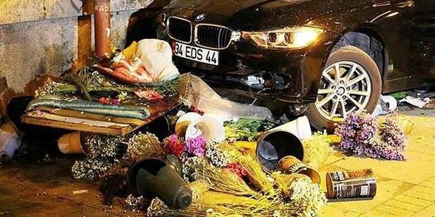 Bağdat Caddesi'nde çiçekçiyi ezen zanlıya KHK tahliyesi!