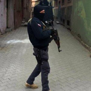 Gaziantep'te IŞİD'in uyuyan hücresi çökertildi