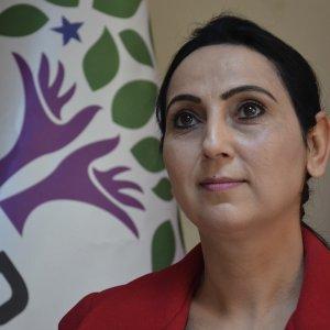 HDP Eş Başkanı Figen Yüksekdağ'a yurtdışı çıkış yasağı!