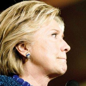 Hillary Clinton'a şok !