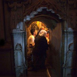 Hz. İsa'nın mezarı açılıyor