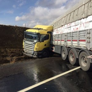 Erzurum'da korkunç kaza: Ölü ve yaralılar var