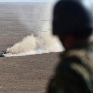 Irak güçleri Musul'a girdi !