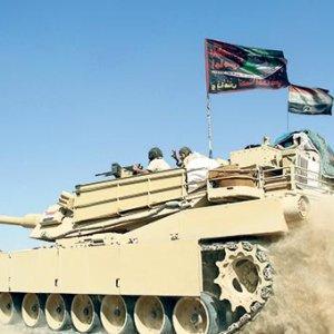 Irak ordusu Musul'da !