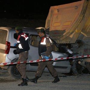 Eyüp'te korkunç kaza: 2 ölü