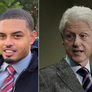Seçim değil pembe dizi:Clinton'ın oğluyum dedi