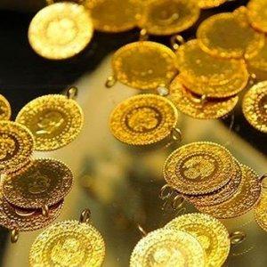 Altın yine coştu !