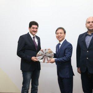Gaziantep Büyükşehir ''UNESCO yaratıcı şehirler ağı Jeonju forumu'' katıldı