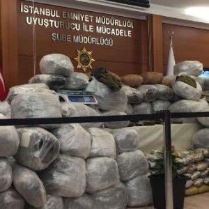 İstanbul'da 10 milyon liralık operasyon