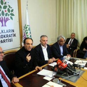 HDP'den tehlikeli sözler