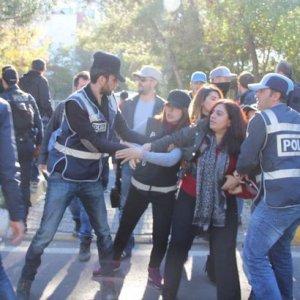 Sebahat Tuncel gözaltına alındı