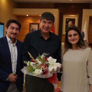 Başkan Türel'i duygulandıran ziyaret