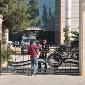Kayyum atanan Şırnak Belediyesi'nde patlama
