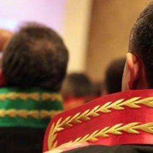 Bin 261 hakim ve savcı adayı mesleğe kabul edildi