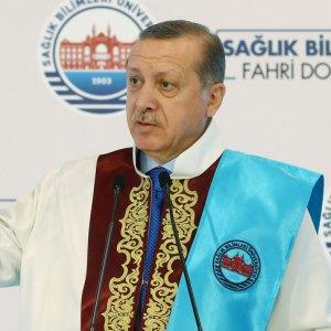 Erdoğan: ''Obama benzetmesine çok güldüm''
