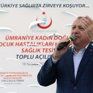 Erdoğan ücretsiz ilaç için talimat verdi